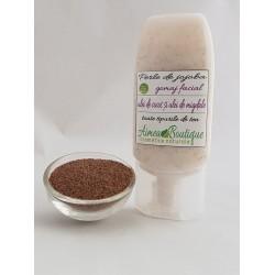 Perle de jojoba - gomaj facial cu ulei de cocos si ulei de migdale