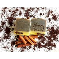 Anticelulitic - scortisoara si cafea (exfoliant)