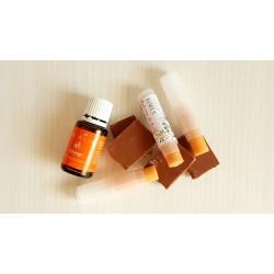 Ciocolata - LipStick intens hidratant (shea, ricin si jojoba)