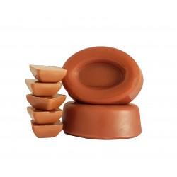 DeliceChocolate - sapun vegetal cu aroma de ciocolata