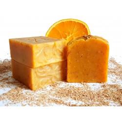Gomaj fin - tarate si portocala (exfoliant)