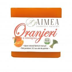 Oranjeri - lemongrass și portocala