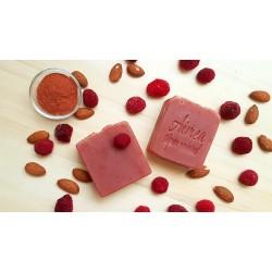 Raspberry - sapun vegetal cu zmeura