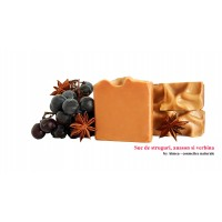 Suc de struguri - sapun natural bogat in antioxidanti si resveratrol