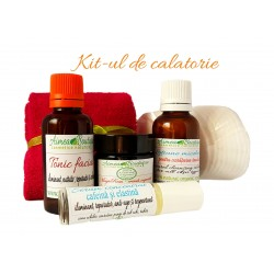 Kit-ul de calatorie - TravelKit