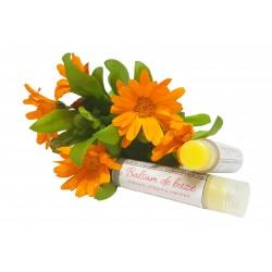 Balsam de buze - LipStick intens hidratant (shea, ricin si jojoba)